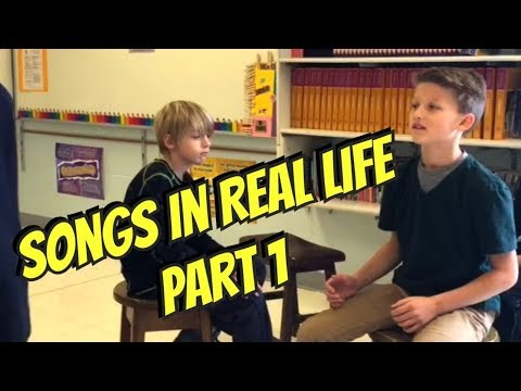 Songs in Real Life Part 1 - Extended version