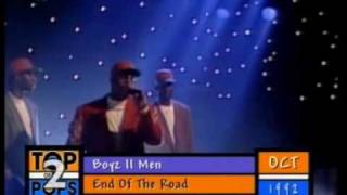 Boyz II Men - End of the road LIVE 1992