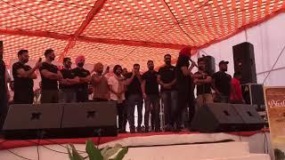 Ranjit bawa live # BFGI # bhalwan singh promotional tour bti