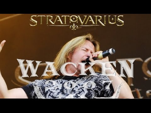 Stratovarius - Live At Wacken Open Air 2007 (Full Concert)