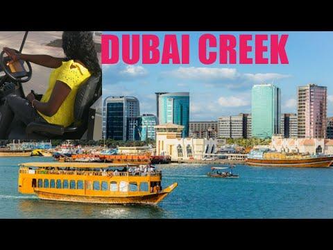 DUBAI CREEK ABRA RIDE FOR 1DH,DUBAI CREEK PARK