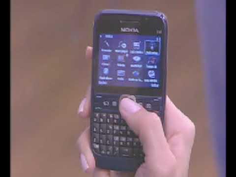 Celular Nokia E63 - GSM com Tecnologia 3G Wi Fi e muito mais