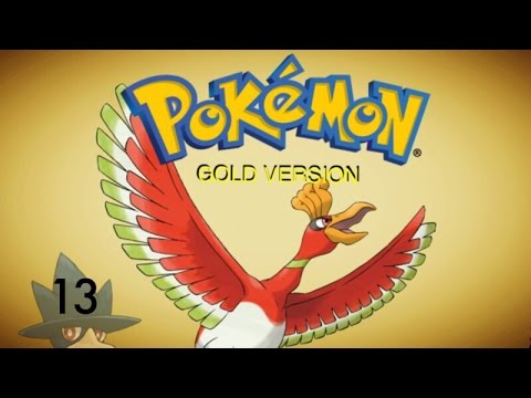 Let's Play Pokemon Gold! (Part 13) DANCING ALL NIGHT