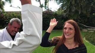 48 hour film project Miami 2018 Empty Hand