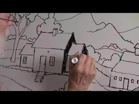 Art Basics with Dick Termes: Drawing - Shading