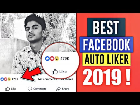 Facebook Par Like Kaise Badhaye 2019 || How To Increase Facebook Likes 2019 || Fb Auto Liker 2019