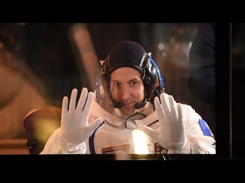 """Jean-François Clervoy : """"Le risque de panique ne s'est jamais avéré"""" lors d'une sortie dans l'espace"""