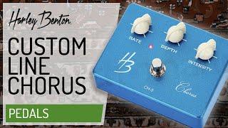 Harley Benton - Custom Line - CH-5 Chorus - Presentation -