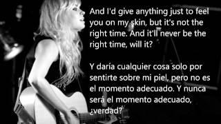 Nina Nesbitt - The Hardest Part (Lyrics - Sub español)