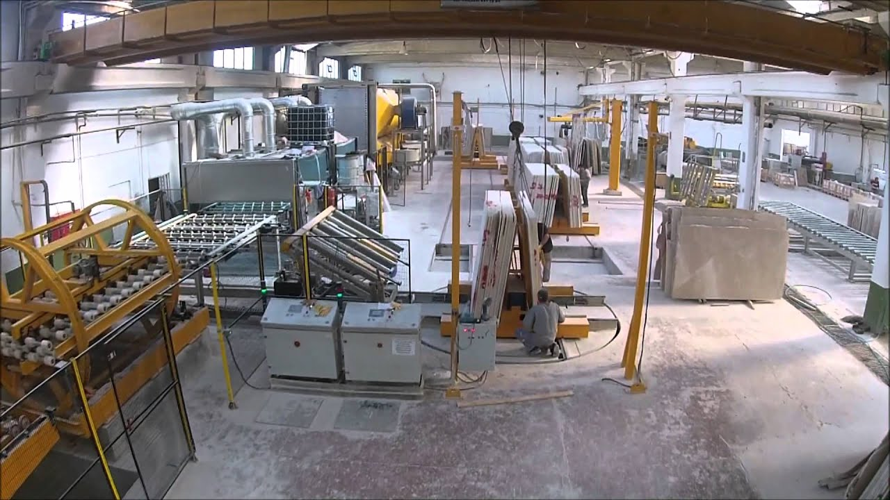 How Tile Stones Are Made In A Factory Hurok