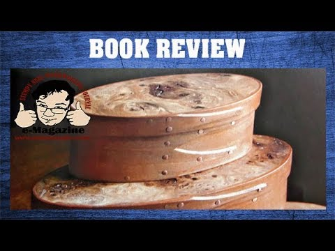 WARNING: If you watch this, you'll want to make a Shaker oval box!