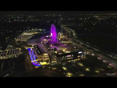J-Ferris Wheel , Aerial View