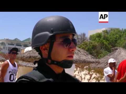Security expert warns of militant threat in Tunisia