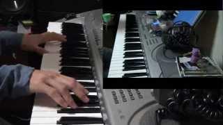 Repeat youtube video 新生ff14より「F.A.T.E」の音楽をピアノで弾きました
