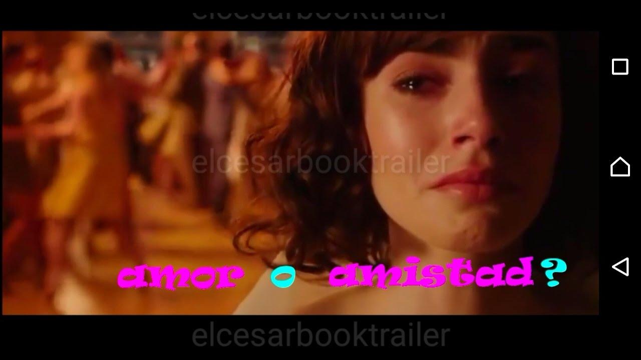 donde termina el arco iris booktrailer de Cecelia Ahern Love Rosie