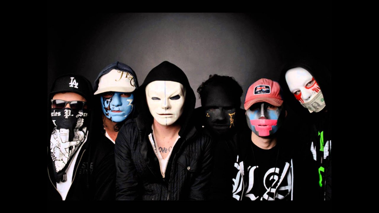 With Lyrics] Hollywood Undead - Christmas In Hollywood [HD] - YouTube