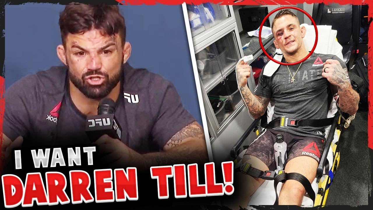 Mike Perry GOES OFF on Darren Till after UFC Vegas 4, Dustin Poirier on his win over Dan Hooker