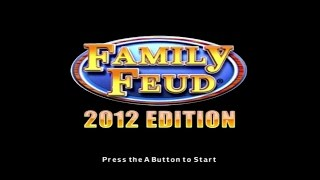 Family Feud: 2012 Edition - Wii Gameplay