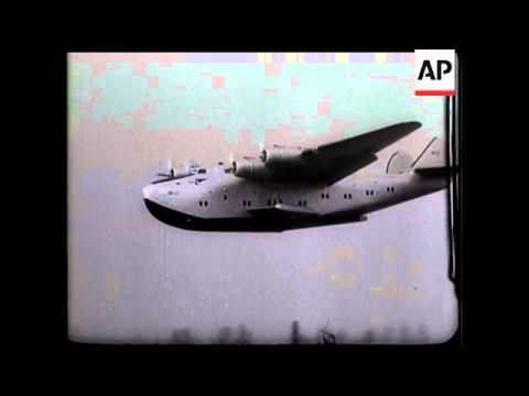 New Giant Clipper Plane