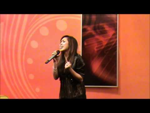 Dayang Nurfaizah - 'Sayang' solo version ( Live @ SPM/RTM  - New Song 2012)