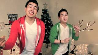 Repeat youtube video 'N Sync - Merry Christmas, Happy Holidays (Jason Chen x Joseph Vincent Cover)