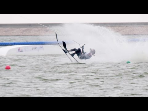 Shanghai Pro Womens Cable Jump  Finals - IWWF World Cup 2015