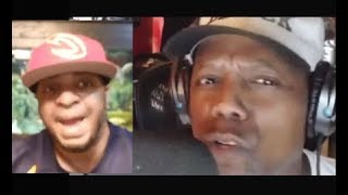 SA NETER TV SONS ALMOST BEAT UP POPPY HASSAN CAMPBELL BLACKNEWS102 SANETER STUDIOS BEEF 2018