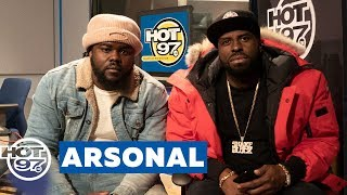 Arsonal | Funk Flex | #Freestyle116