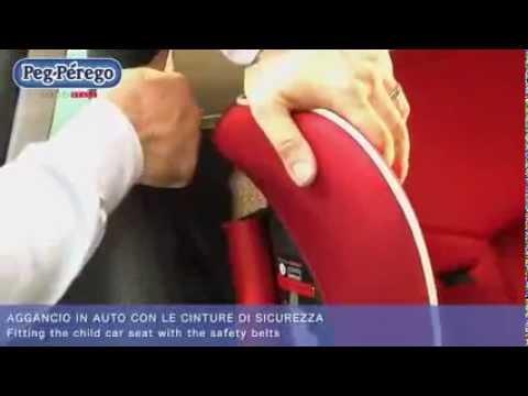 Купить детское автокресло Peg-Perego Viaggio 1 Duo-Fix в интернет магазин Bebe-market.com.ua