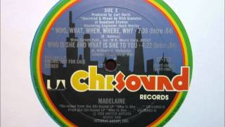 Madelaine - Who, What, When, Where, Why.wmv