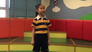 Publication Date: 2018-04-27 | Video Title: 港澳信義會小學 低小 媽媽睡了 粘茵熙