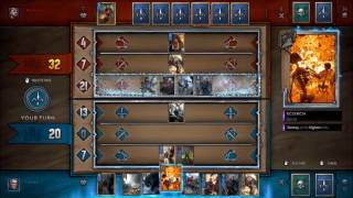 Galloping Death Challenge - Northern Realms Deck (GWENT Beta 0.9.8.31)