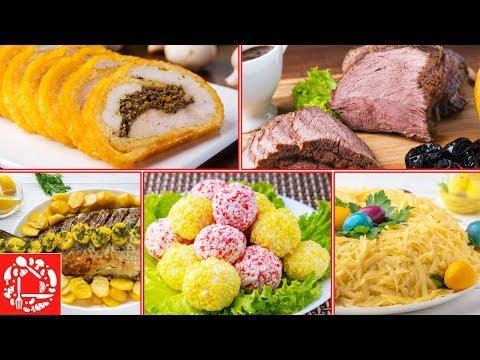 5 Блюд, Которые Стоит Приготовить на Пасху! Меню на Пасху 2019