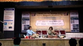Pt. Pravin Godkhindi flute recital