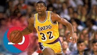 Top 10 Magic Johnson Plays.