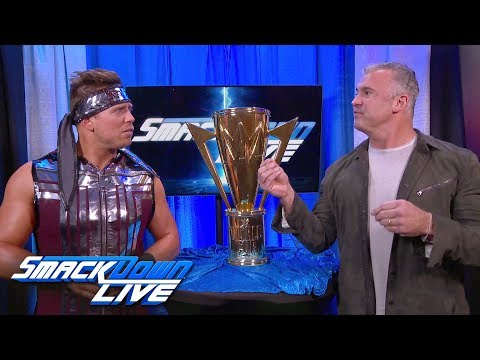 The Miz wants answers from Shane McMahon: SmackDown LIVE, Dec. 4, 2018