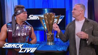 """The A-Lister confronts Shane McMahon to find out why he's hosting """"..."""