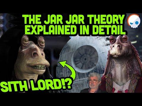 Fact: The Star Wars are ALL Jar Jar's Fault!    Gnoggin