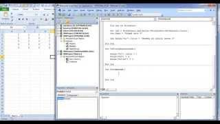видео VBA Excel. Переменная диапазона ячеек (As Range)