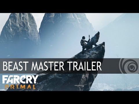 Far Cry Primal – Beast Master Trailer [EUROPE]