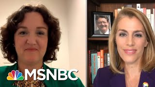 Rep. Porter, Sara Nelson Propose Idea To Keep More Workers Employed | The Last Word | MSNBC