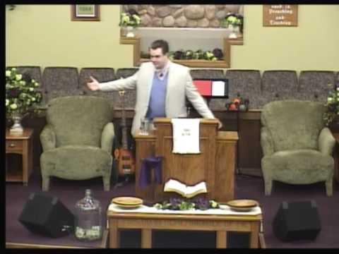 Bro. Jordan Foster: Sermon on the Mount - Matt 6:7-13