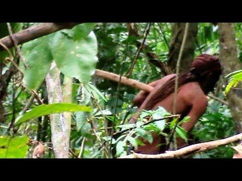 Last Member Of Amazon Tanaru Tribe