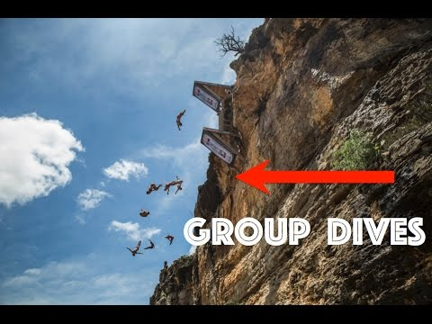 Red Bull Cliff Diving at Hell's Gate | Possum Kingdom | S1E5