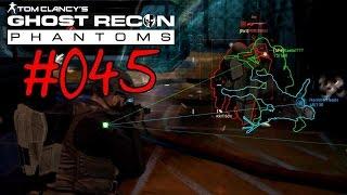 Let's Play Ghost Recon Phantoms #045 - Geblitzdingst [Deutsch][HD]