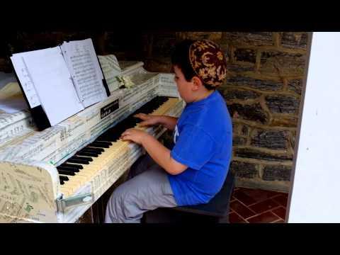 AZ: Bach Minuet 114