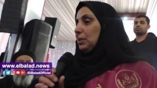والدة الشهيد كريم أبو زامل: ولادنا مش كتير على مصر.. فيديو