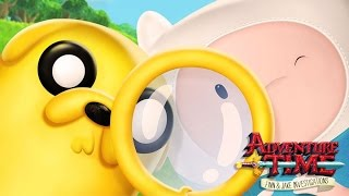 Adventure Time - Finn and Jake Investigations : Conferindo o Game