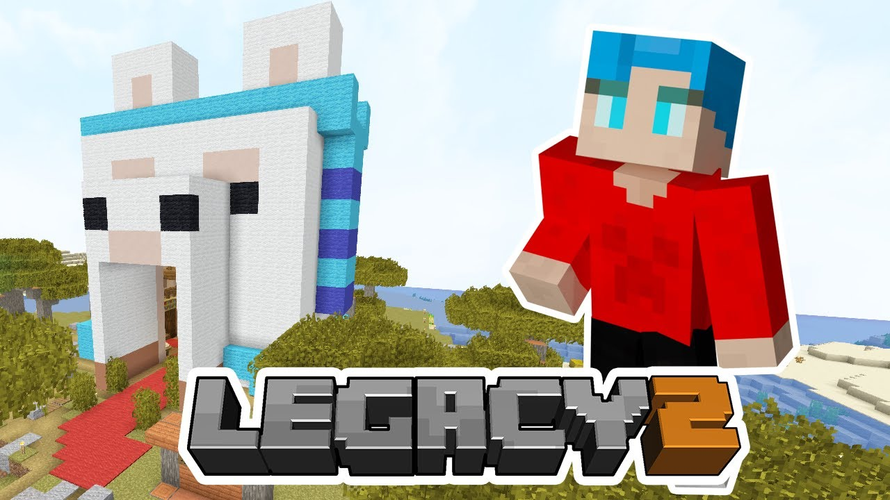 Giant Llama Base on Legacy SMP 2 | Minecraft 1.16 Survival Multiplayer