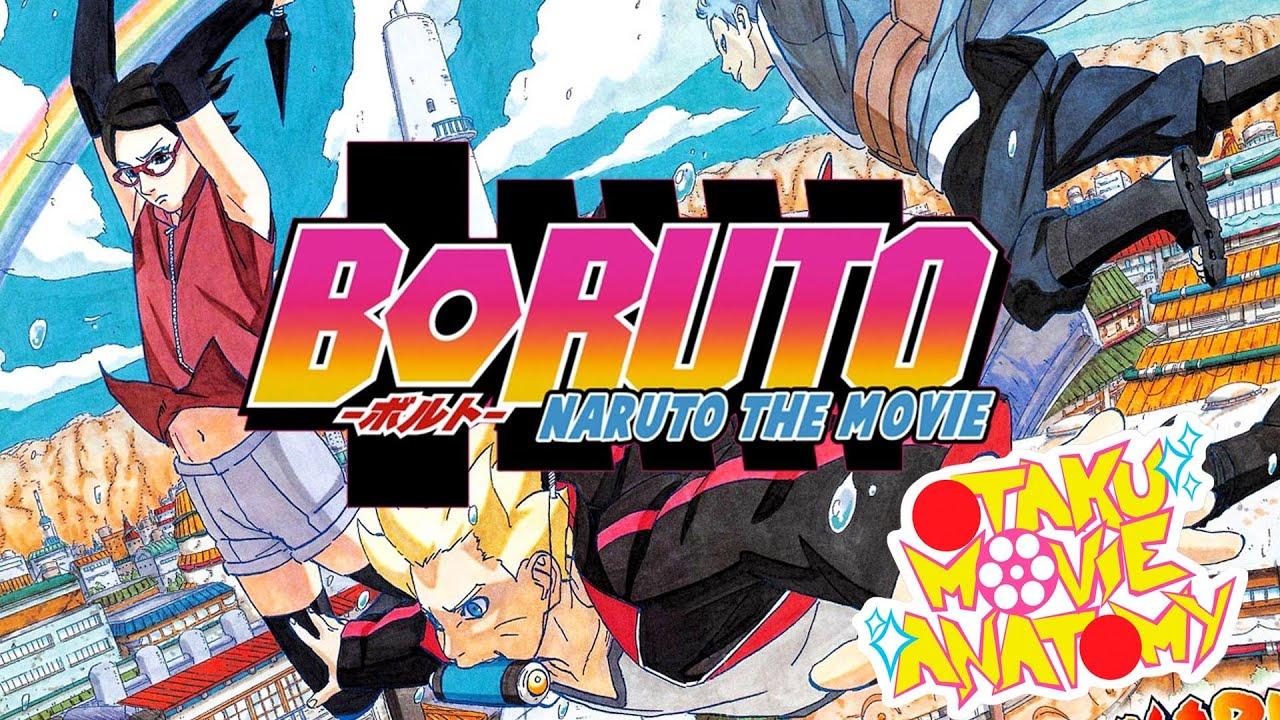Boruto naruto the movie review otaku movie anatomy